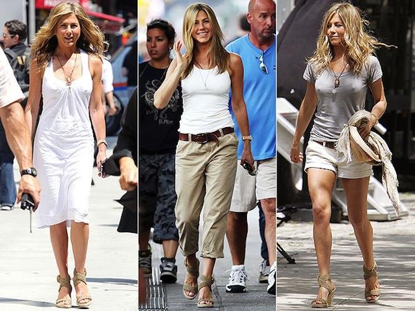 Jennifer Aniston Street Style 2015