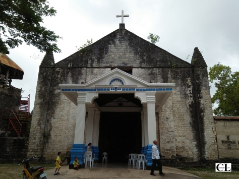 Our Lady of Divine Providence Church (Maria, Siquijor)