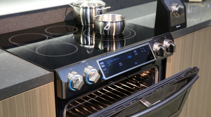 Gadget Review: Samsung WiFi Oven