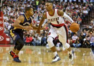 'Unlucky' Pelicans against the 'Lucky' Blazers
