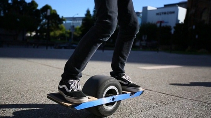 Gadget Review: Onewheel