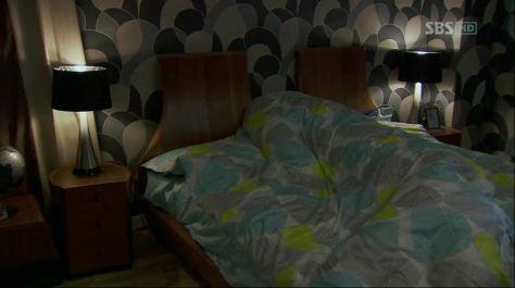 Yong Tae Yong's bed