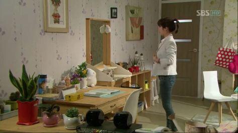 Park Ha's dresser