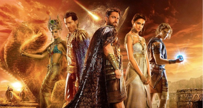 Movie Review: Gods of Egypt (2016)
