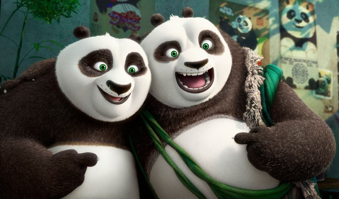 Movie Review: Kung Fu Panda 3 (2016)