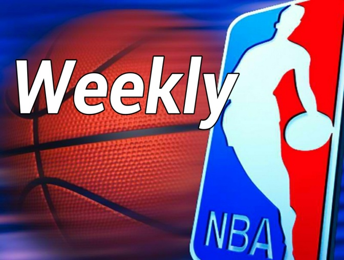 2016 NBA Weekly: PlayOff Picture