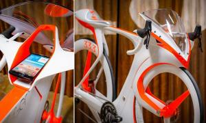 Is this the ultimate racing bike? engineer reveals stunning machine created with NO rules