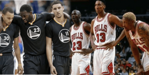 Bulls, simply the more potent 'Big Three'