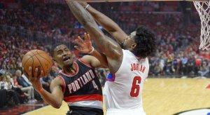 Clippers' tough interior defense