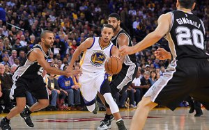 Curry: Warriors' key