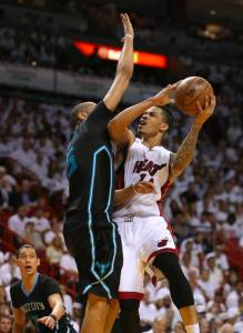 In case Wade gets 'lazy', Gerald Green should be give more time