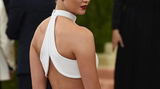 2016 Met Gala's Red Carpet: The Ladies in White