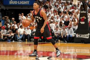 Lowry's game 3 performance: Only one game?