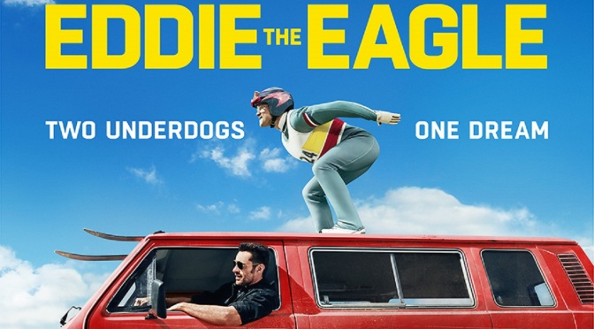 Movie Review: Eddie The Eagle (2016)