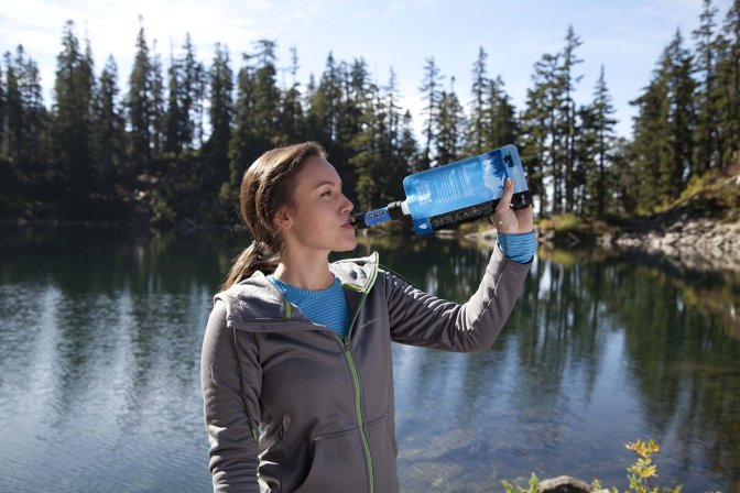 Product Review: Sawyer Mini Water Filter