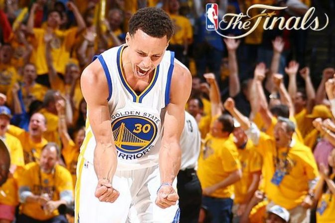 2016 NBA Finals: G1 – Warriors 104, Cavaliers 89