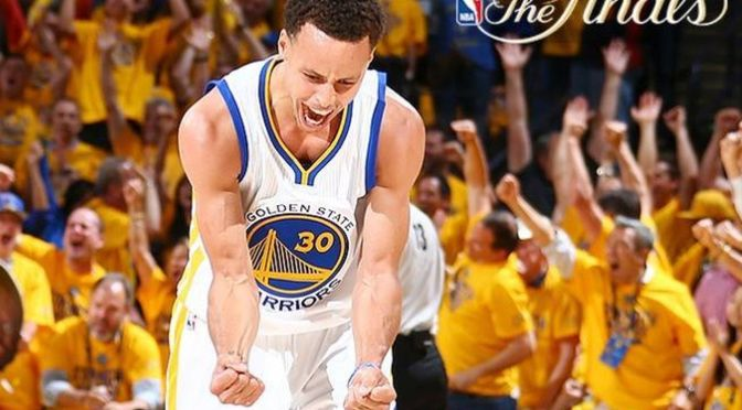 2016 NBA Finals: G1 – Warriors 104, Cavaliers 89