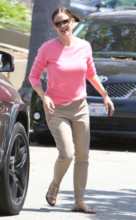 Jennifer Garner in Los Angeles