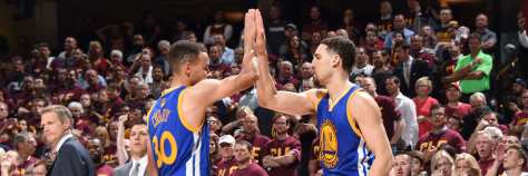 Splash Brothers: On to the clincher in Oakland?