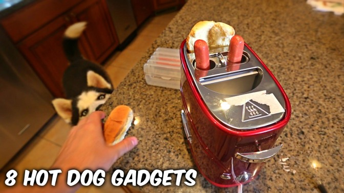 Consumer Video: 7 not 8 Hot Dog Gadgets put to the Test