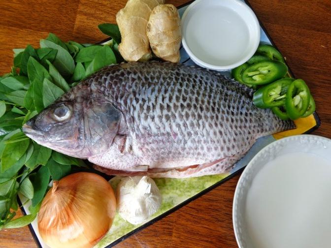 Food & How To: Sinanglay and Sinugno (Filipino)