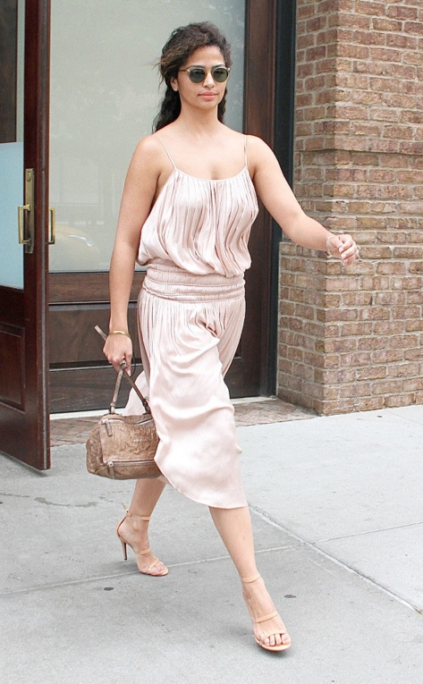 Camila Alves in New York