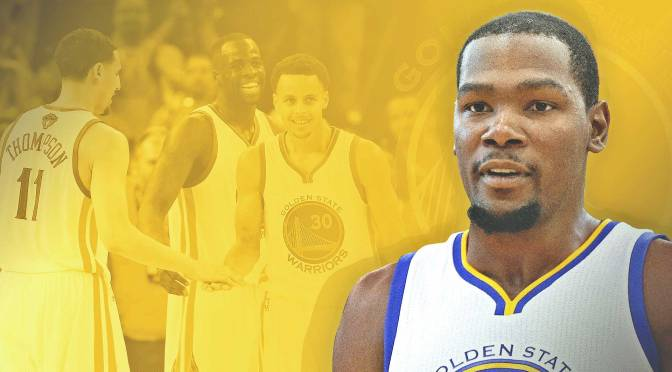 2016 NBA Free Agency: The Kevin Durant Effect and More