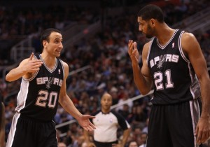 We always felt Tim and Manu would retire the same time