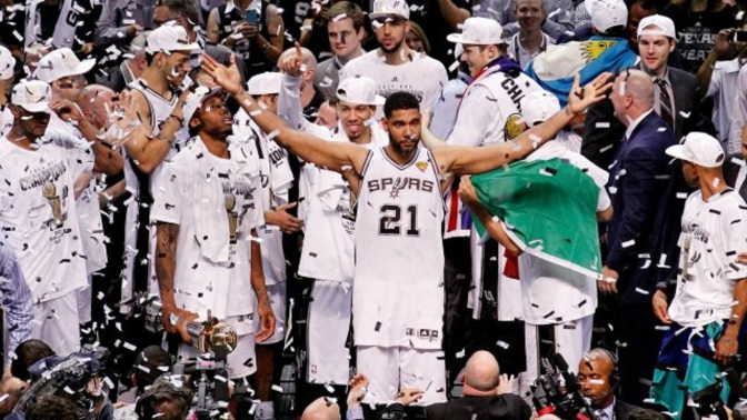 2016 NBA Special: Behind Tim Duncan's Retirement