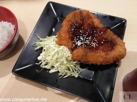 Teriyaki Big Chicken Katsu