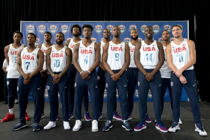 2016 Olympic Basketball: Who'd likely Challenge the USA for the Men's Gold?