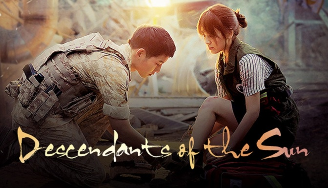 K-Drama Review: Descendants of the Sun (2016)