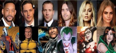 The Super Villains