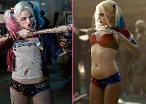 Margot Robbie a.k.a. Suicide Squad