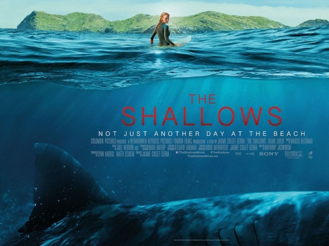 Movie Review: The Shallows (2016)