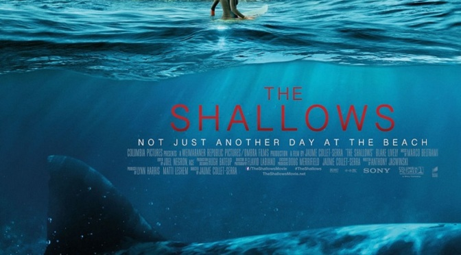 The Shallows (2016) Watch Online Hindi Dubbed Full Movie