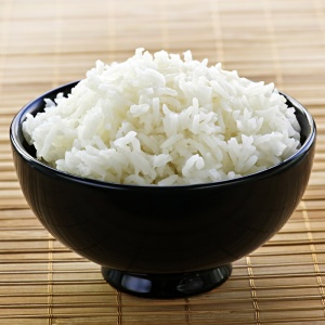 Rice: A staple of Asians