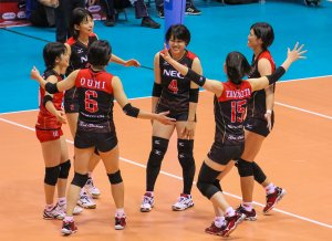 Japan's NEC Red Rockets