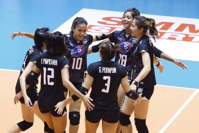 2016 AVC Cup for Women: Analyzing the Thais