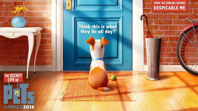 Movie Review: The Secret Life of Pets (2016)