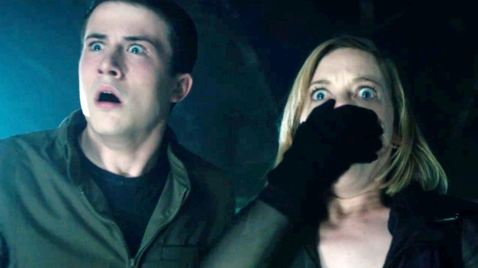 Movie Review: Don't Breathe (2016)