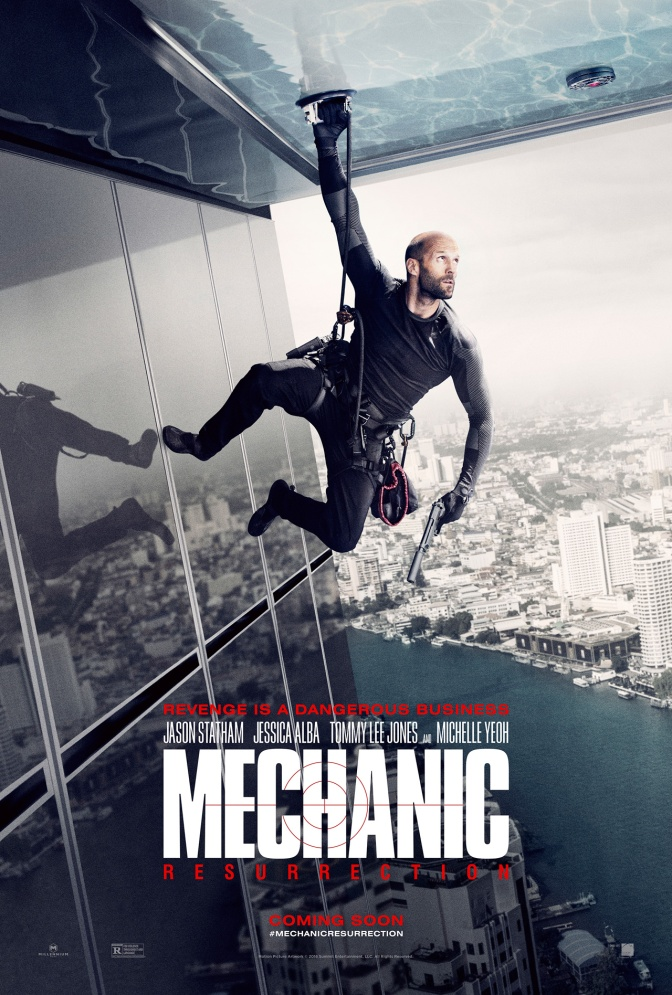 Movie Review: Mechanic – Resurrection (2016)