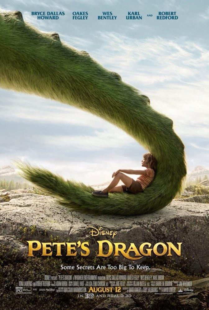 Movie Review: Pete's Dragon (2016)