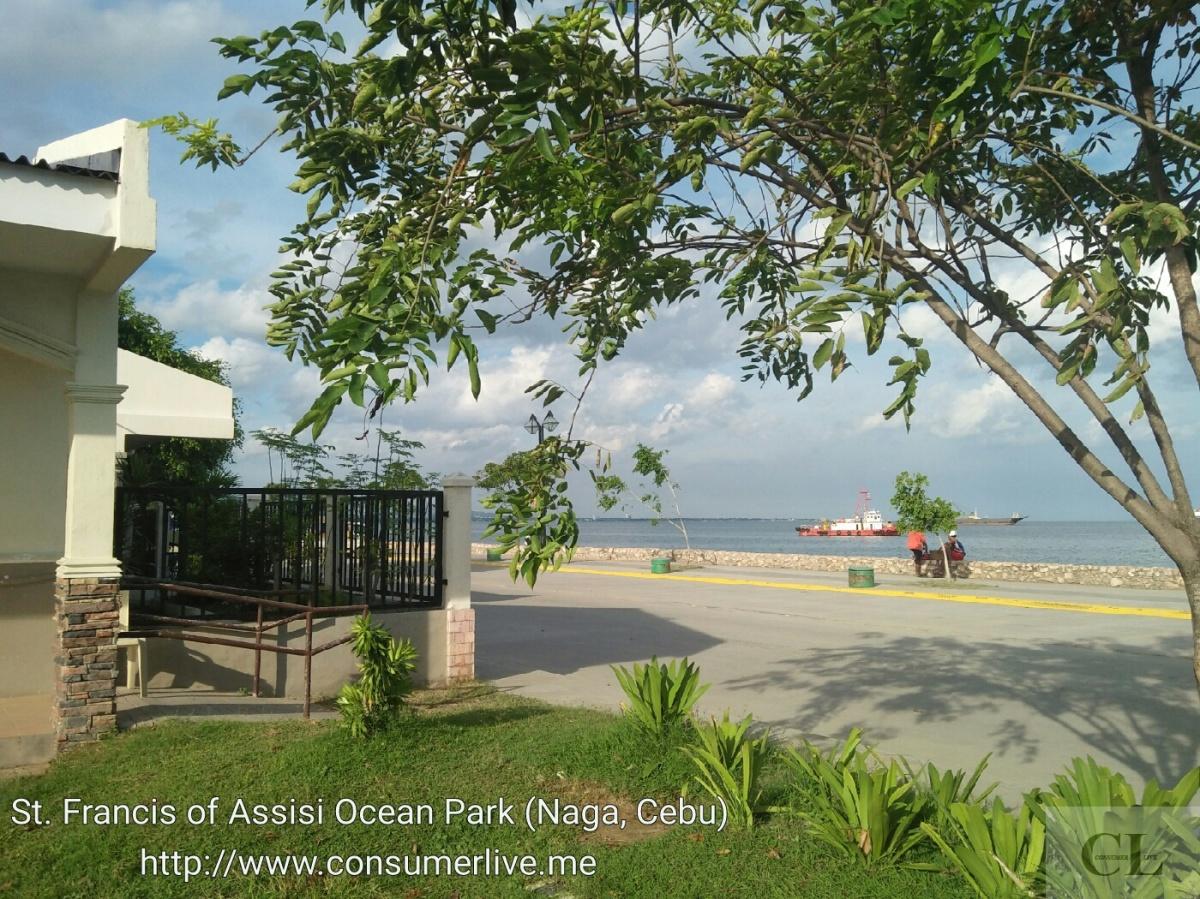 In Pictures Naga S 3 Pronged Attraction Naga City Cebu Consumer Live