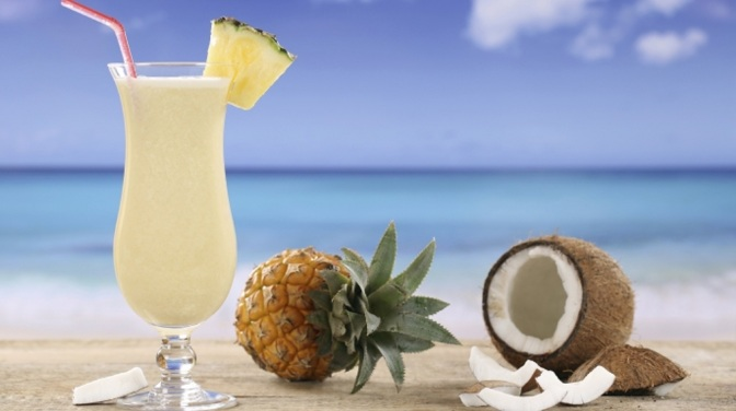Cocktail: How to Make a Piña Colada