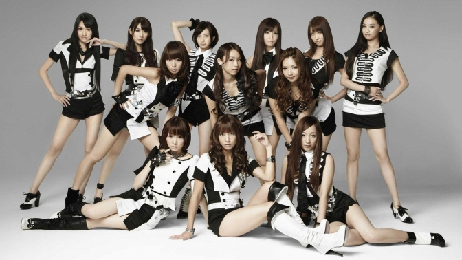 Music Review: AKB48, Their Music and Pranks (Japanese)