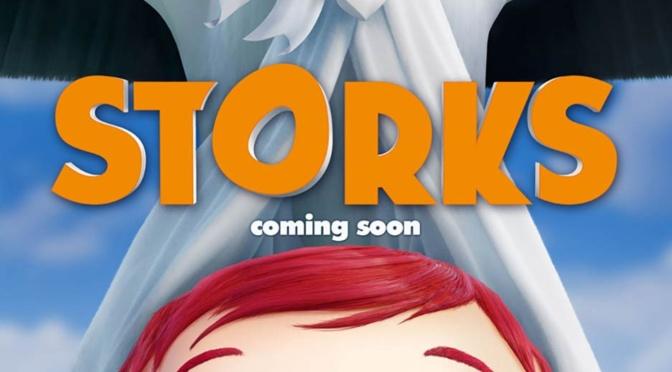 Movie Review: Storks (2016)