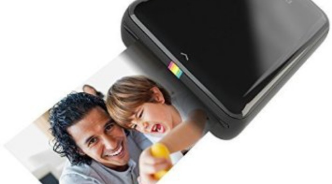 Review: Polaroid ZIP Mobile Printer