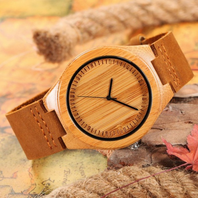 Review: Cucol Bamboo Wooden Watch
