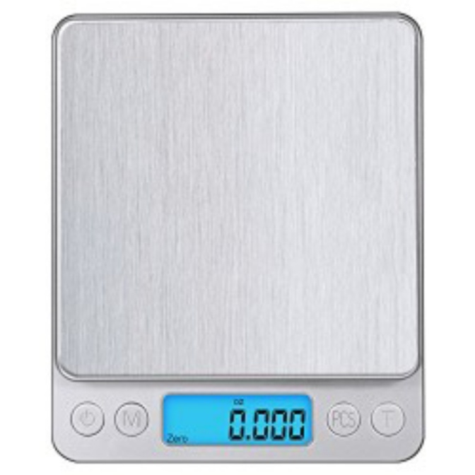 Review: Digital Pocket Kitchen Scale
